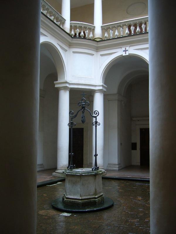 Eglise San Carlo alle quatro fontane