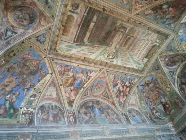 Chambres de Raphaël au Vatican