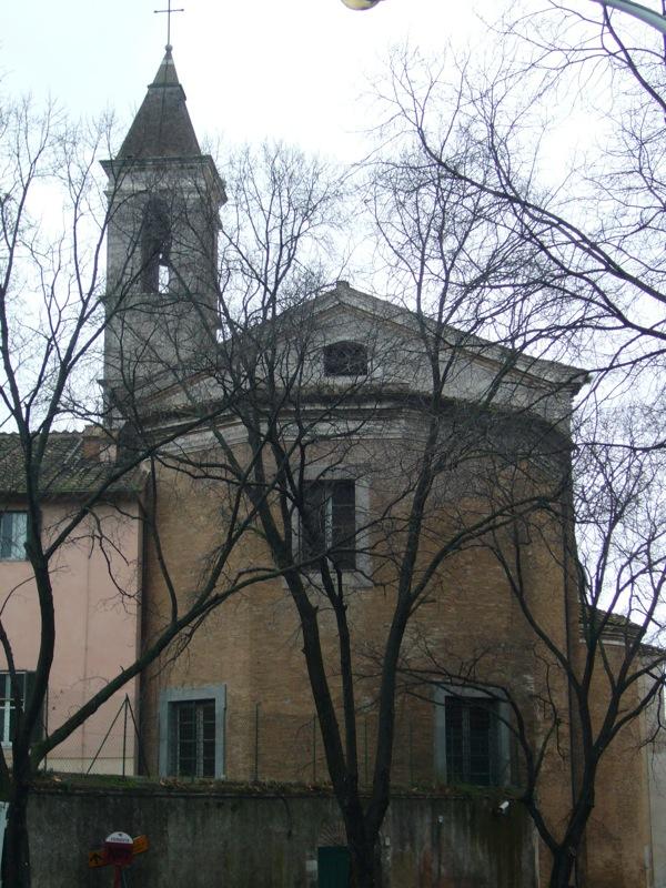 Eglise San-Pietro in Montorio à Rome