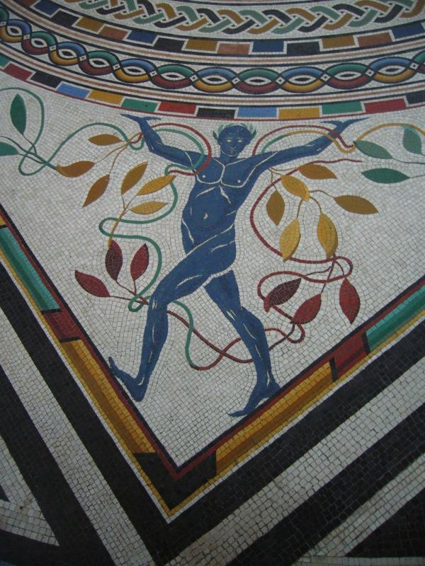 Mosaïque du Vatican