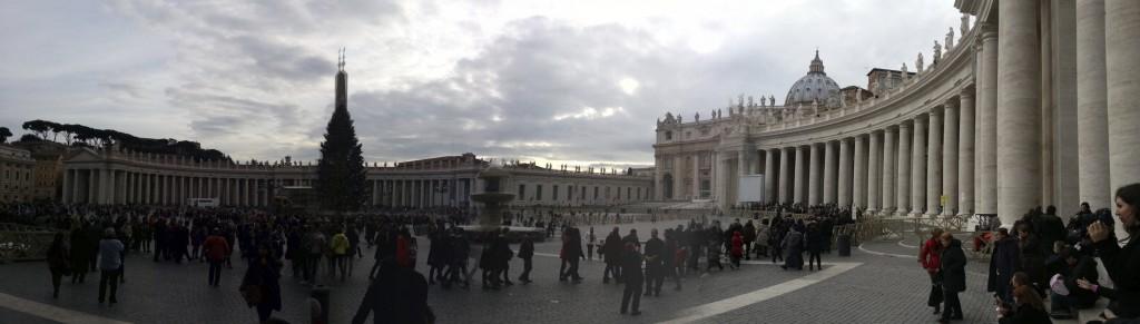 Place Saint-Pierre du Vatican