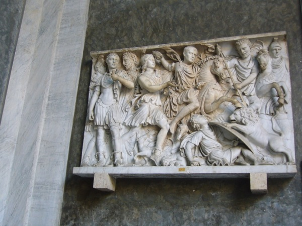 Sculpture du Vatican