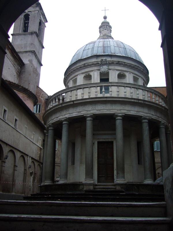 Tempietto de Bramante à Rome