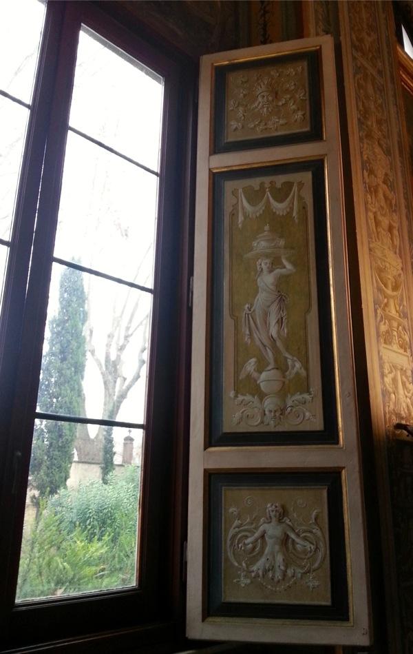 Villa Farnèse à Rome