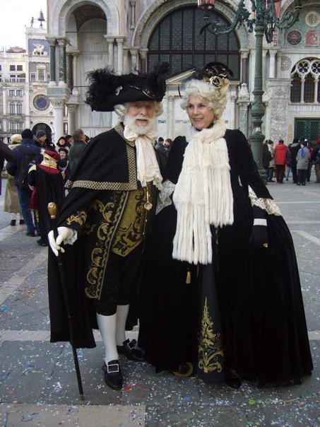 Costumes Carnaval de Venise