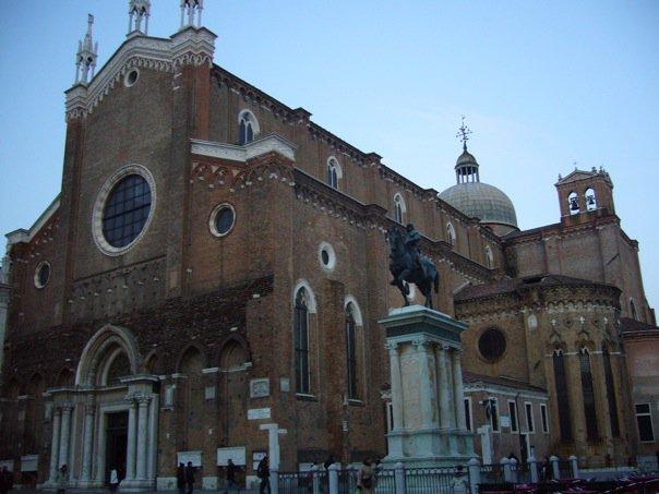 Basilique Zanipolo (Saints Jean et Paul) de Venise