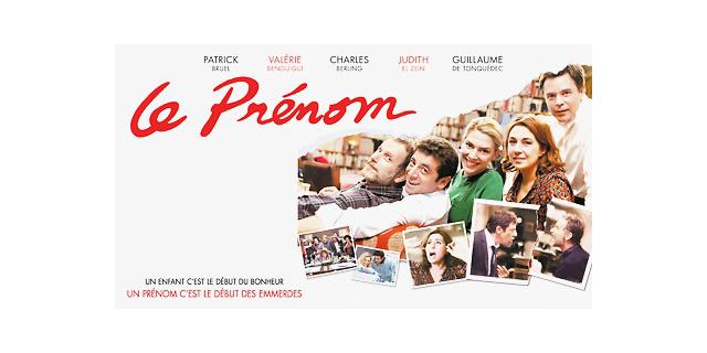 Le Prénom affiche du film