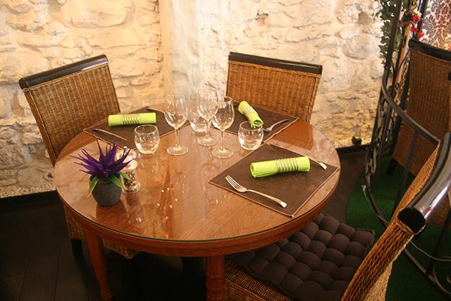 Restaurant la taille de guêpe à Antibes.