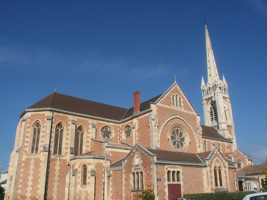 Basilique Notre-Dame à Arcachon