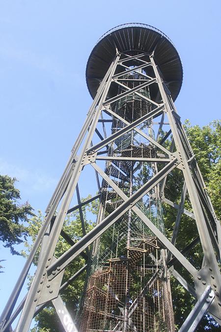 Tour de l'observatoire à Arcachon