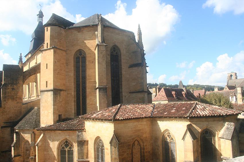 Cathédrale Saint-Sacerdos de la Ville de Sarlat-la-Canéda