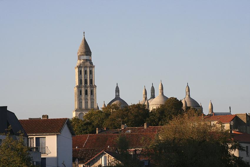 Cathédrale Saint-Front à Périgueux