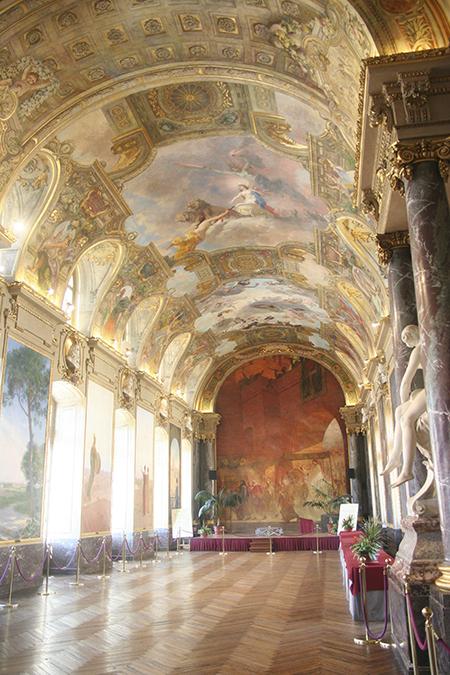 Salle des Illustres du capitole de Toulouse