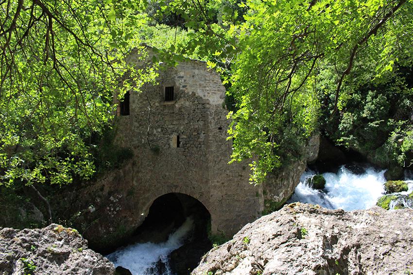 Moulins de la Foux.