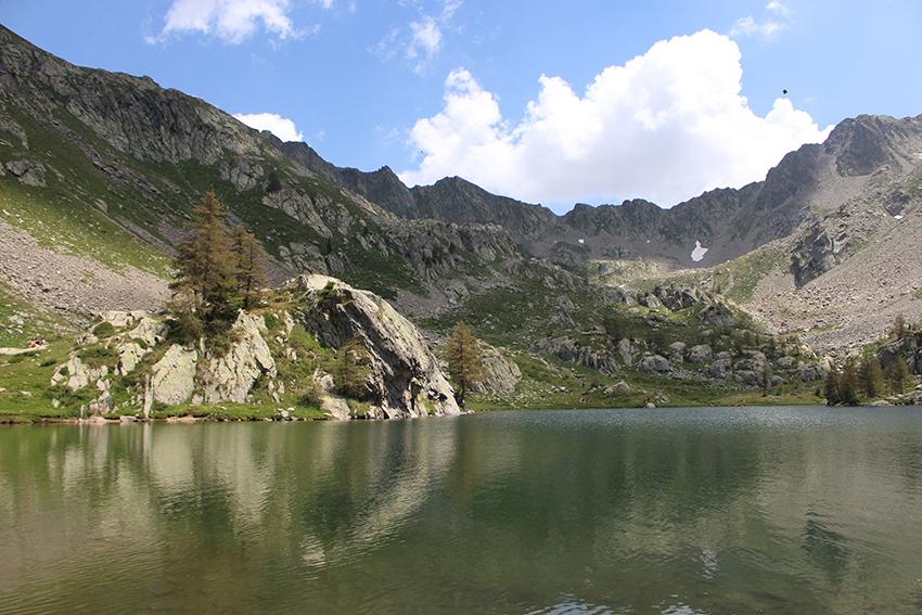 Lac de Trécolpas.