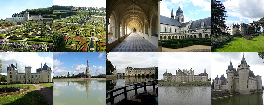 Mes vacances touristiques dans le val de Loire, une tranche de bonheur.