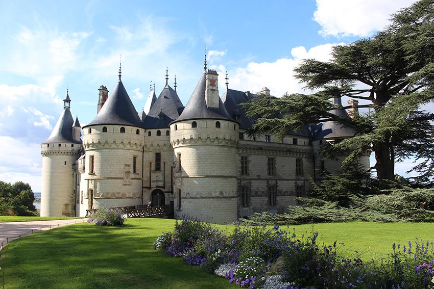 Châteaux de la Loire : château de Chaumont.