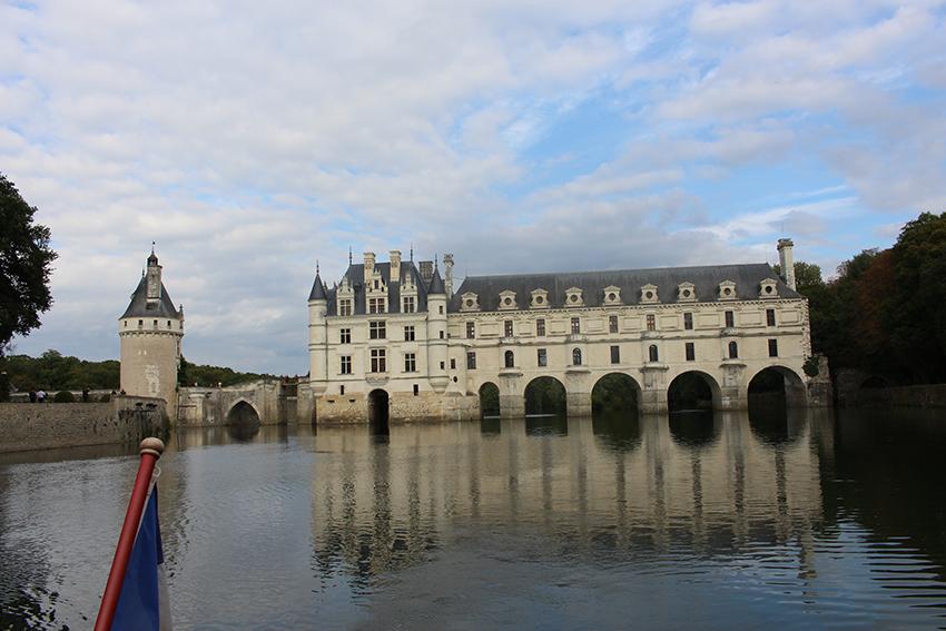 Châteaux de la Loire : Chenonceau.