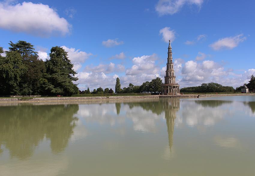La pagode de Chanteloup.