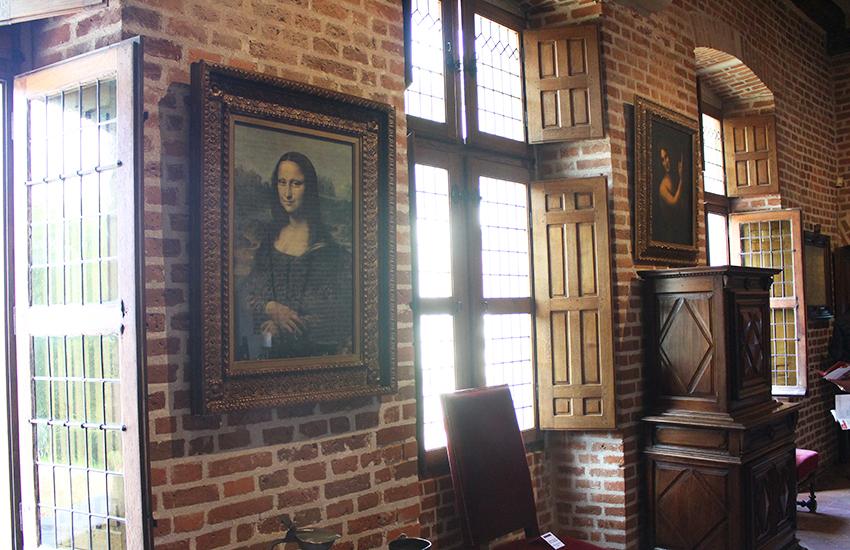 Le Clos Lucé, demeure de Léonard de Vinci.
