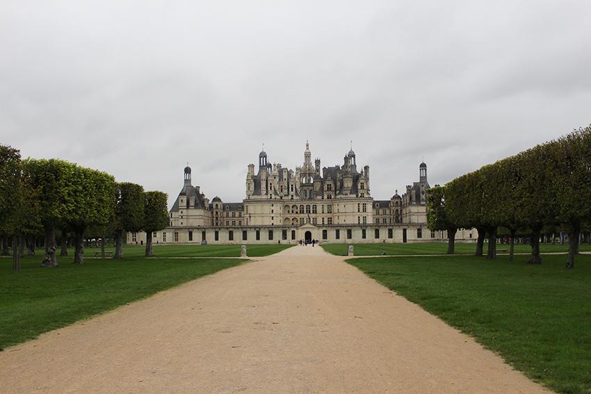 Château de Chambord.