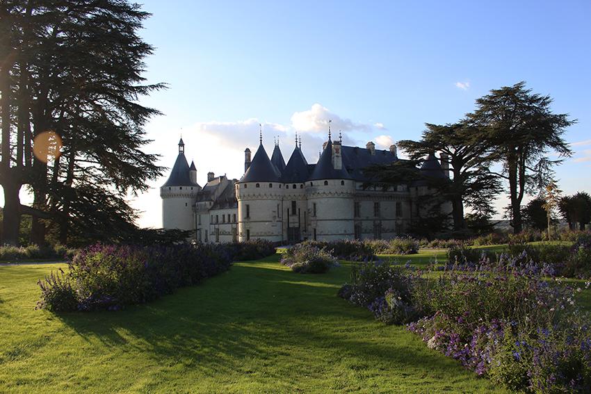 Châteaux de la Loire : Chaumont.