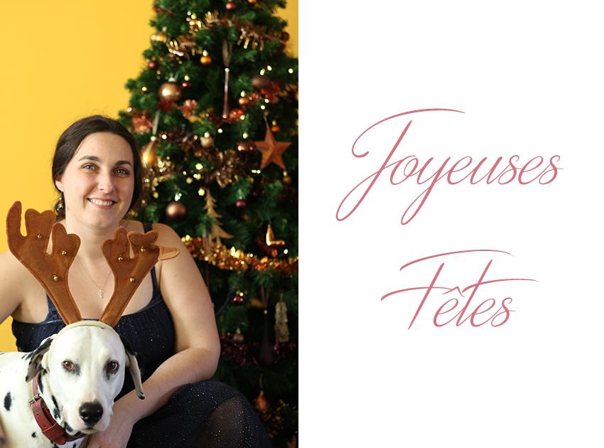 Divine et Féminine vous souhaite de Joyeuses Fêtes.