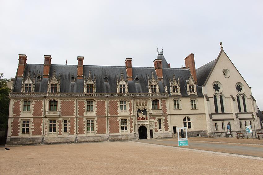Châteaux de la Loire : château de Blois.