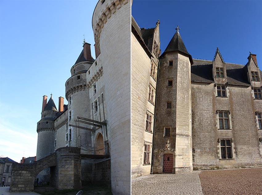 Châteaux de la Loire : château de Langeais.