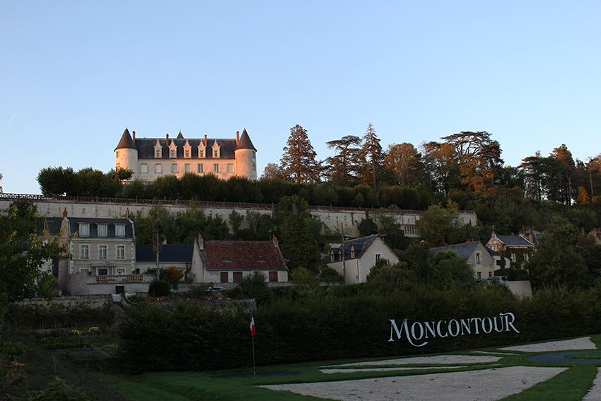 Château de Moncontour.