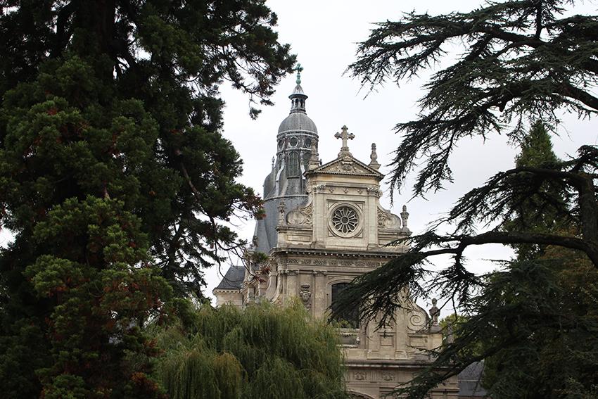 Eglise Saint-Vincent-de-Paul, à Blois.