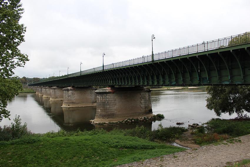Le pont-canal de Briare.
