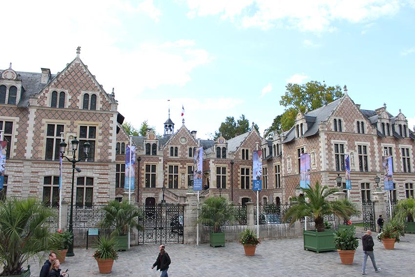 Hôtel Groslot d'Orléans.