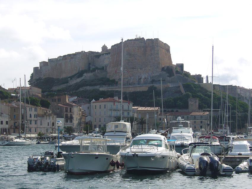 Citadelle de Bonifacio.