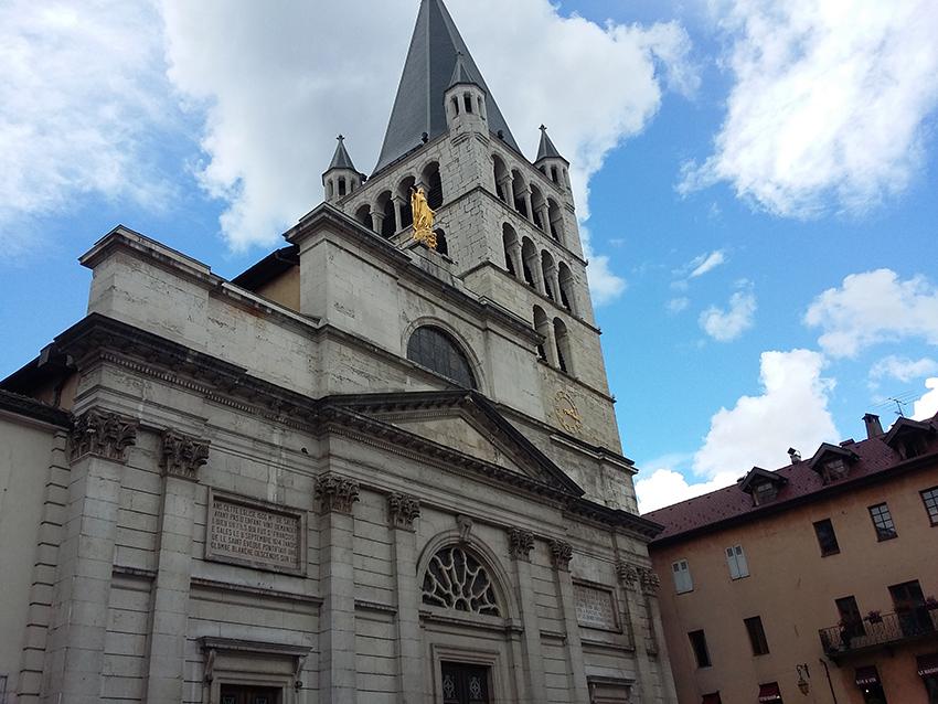 Eglise Notre-Dame-de-Liesse à Annecy.