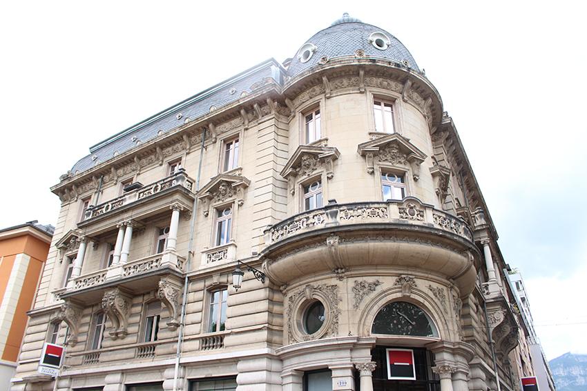 Hôtel particulier de Chambéry.