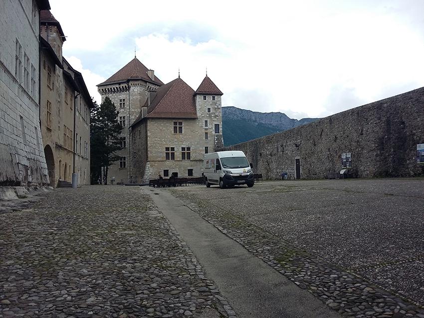 Château d'Annecy.