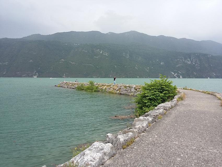 Lac du Bourget.