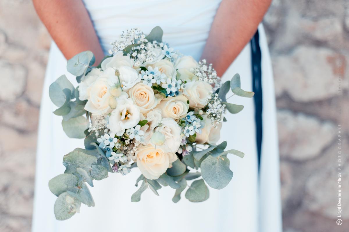 Mariage, mon bouquet de mariée.