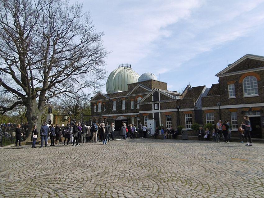 Observatoire de Greenwich.