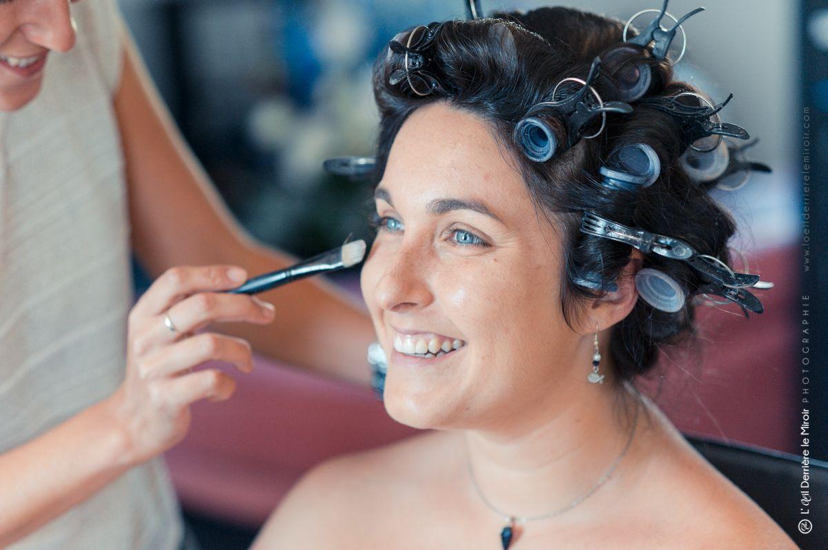 Sabine beauté Antibes coiffure et maquillage à domicile - Divine