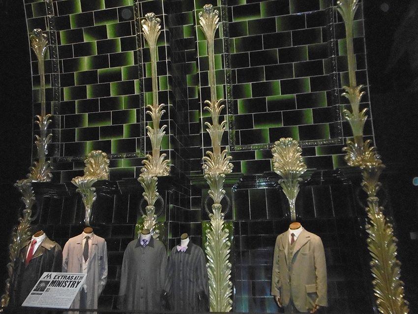 Ministère de la Magie au Studio Harry Potter de Londres.