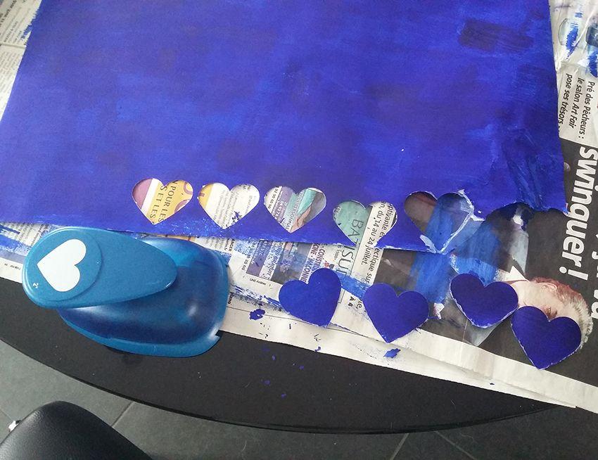 DIY animation de mariage : créer un ticket de jeu à gratter.