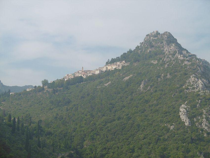Sainte-Agnès, plus haut village littoral d'Europe !