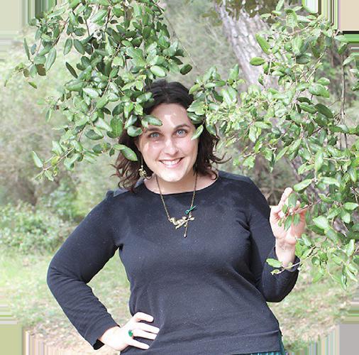 Anne-Claude blogueuse chez Divine et Féminine.