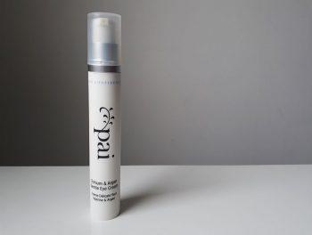 Crème bio contour des yeux Pai Skincare.