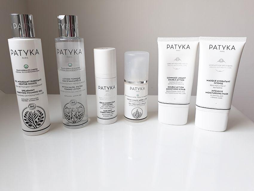 Les soins bio pour le visage de la marque Patyka.