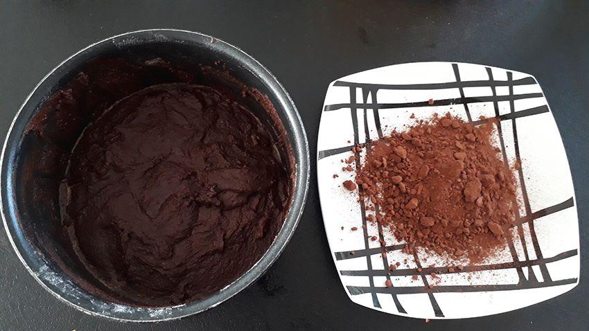 Recette des truffes en chocolat.