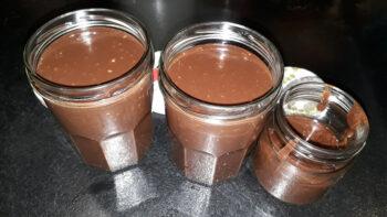 Pâte à tartiner maison façon Nutella.