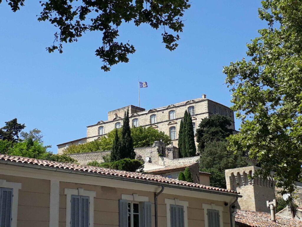 Château d'Ansouis.